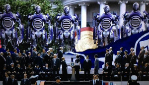 X-Men Days of Future Past, Attack on the White House